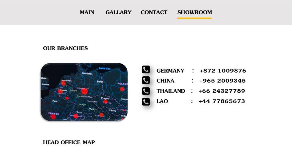 รับเขียน/รับทำเว็บไซต์-logistics